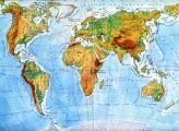 Hvor ligger verdensdelene?
